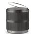 Lexon Fine Rechargeable Radio - Gun Metal: Image 1