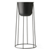 Menu Wire Plant Pot Base - 60cm x 23cm: Image 2