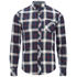 Tokyo Laundry Men's Callaghan Flannel Long Sleeve Shirt - Red: Image 1