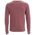 Tokyo Laundry Men's Rowe Creek Long Sleeve Top - Bordeaux Marl: Image 2