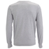 Tokyo Laundry Men's Rowe Creek Long Sleeve Top - Light Grey Marl: Image 2