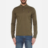 Polo Ralph Lauren Men's Long Sleeved Mercerized Mesh Polo Shirt - Defender Green: Image 1