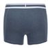 Puma Men's 2-Pack Placed Logo Boxers - Blue: Image 3