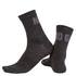 Nalini Blu Socks H19 - Black/Grey: Image 1