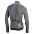 Nalini Pro Gara Ti Long Sleeve Jersey - Grey/Orange: Image 2