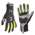 Nalini Aeprolight Pro Gloves - Black/Fluro Yellow: Image 1