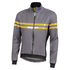 Nalini Pro Gara Jacket - Grey/Orange: Image 1