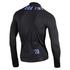 Nalini Pro Gara Ti Long Sleeve Jersey - Black/Blue: Image 2
