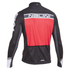Nalini Confine Ti Long Sleeve Jersey - Red/Black: Image 2