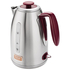 Tefal Maison KI2605UK Stainless Steel Kettle - Pomegranate Red: Image 7