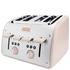 Tefal Maison TT770AUK Stainless Steel 4 Slice Toaster - Oatmeal Grey: Image 2