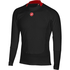 Castelli Prosecco Long Sleeve Base Layer - Black: Image 1