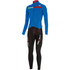 Castelli Sanremo 2 Thermo Suit - Blue: Image 1