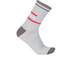 Castelli Incendio 12 Cycling Socks - Grey: Image 1