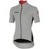 Castelli Perfetto Light Short Sleeve Jersey - Luna Grey: Image 1