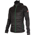 Castelli Meccanico Puffy Jacket - Black/Green: Image 1