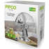 Pifco P40001 12 Inch Chrome Desk Fan: Image 4