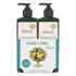 A'kin Rice Aminos & Wheat Protein Shampoo og Macadamia & Wheat Protein Conditioner Duo 500ml: Image 1
