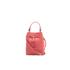Furla Women's Stacy Mini Drawstring Bucket Bag - Corallo: Image 1