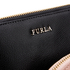 Furla Women's Boheme XL 3 in 1 Pouch - Onyx: Image 7