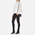 Marc Jacobs Women's Saffiano Leather Shoulder Strap Purse - Black: Image 2
