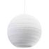 Graypants Moon Pendant - 14 Inch - White: Image 1
