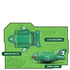 Thunderbirds Radio Control Inflatable - Thunderbird 2: Image 2