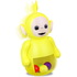 Teletubbies Inflatable Bopper Laa Laa: Image 3