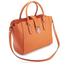Lauren Ralph Lauren Women's Bethany Shopper Bag - Monarch Orange: Image 3