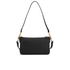 Lauren Ralph Lauren Women's Pam Mini Shoulder Bag - Black: Image 7