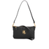 Lauren Ralph Lauren Women's Pam Mini Shoulder Bag - Black: Image 1