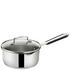 Jamie Oliver by Tefal Stainless Steel Saucepan - 16cm: Image 1
