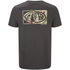 T-Shirt Homme Claw Back Animal -Gris: Image 2