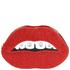 Tatty Devine Make Up Bag - Dental Bling: Image 2