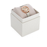 Olivia Burton Women's Moulded Bee Midi Dial Watch - Grey/Rose Gold: Image 4
