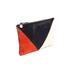 Clare V. Women's Patchwork V Flat Clutch Bag - Patchwork Neuf: Image 3