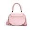 SALAR Women's Mimi Fringe Bag - Rosa: Image 6