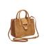 Coccinelle Women's Arlettis Suede Mini Bag - Tan: Image 3