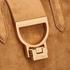 Coccinelle Women's Arlettis Suede Mini Bag - Tan: Image 5