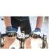Santini Il Lombardia Gloves - Grey: Image 4
