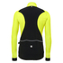 Santini Polar Windstopper Winter Jacket - Yellow: Image 3
