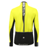 Santini Impero Winter Jacket - Yellow: Image 3