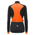 Santini Women's Coral Windstopper Jacket - Orange: Image 3