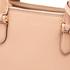 Lauren Ralph Lauren Women's Newbury Mini Double Zip Satchel - Camel: Image 4