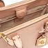 Lauren Ralph Lauren Women's Newbury Mini Double Zip Satchel - Camel: Image 5
