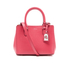 Lauren Ralph Lauren Women's Newbury Mini Double Zip Satchel - Rouge: Image 1