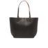 Lauren Ralph Lauren Women's Milford Olivia Tote Bag - Black/Camel: Image 6
