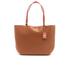 Lauren Ralph Lauren Women's Milford Olivia Tote Bag - Bourbon/Red: Image 1