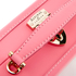 Aspinal of London Women's Trunk Smooth Bag - Pink: Image 4