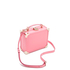 Aspinal of London Women's Trunk Smooth Bag - Pink: Image 3